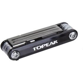 Topeak Tubi-Tool Mini Narzędzie wielofunkcyjne, srebrny/czarny